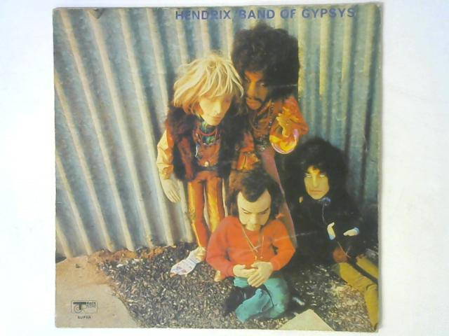 Band Of Gypsys LP By Jimi Hendrix