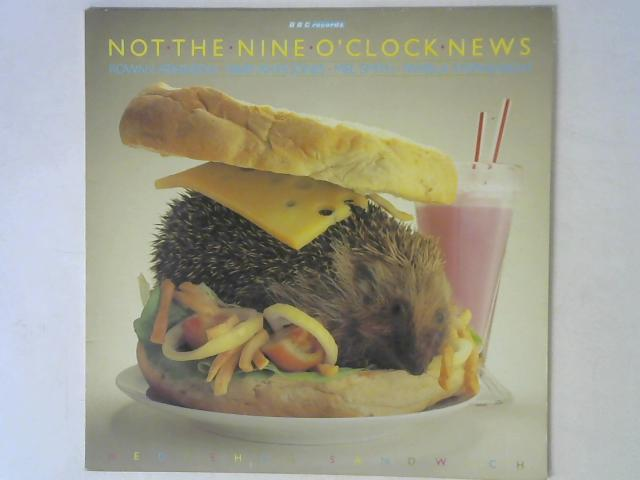 Hedgehog Sandwich LP By Not The Nine O'Clock News