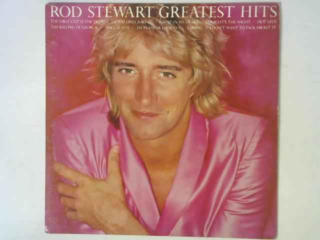 Greatest Hits Vol. 1 LP By Rod Stewart
