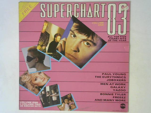 Superchart '83 - Volume 1 LP By Various