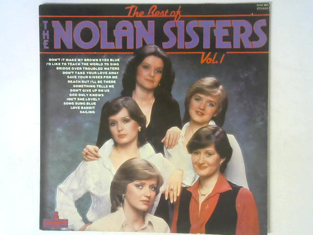 The Best Of The Nolan Sisters Vol. 1 LP By The Nolans