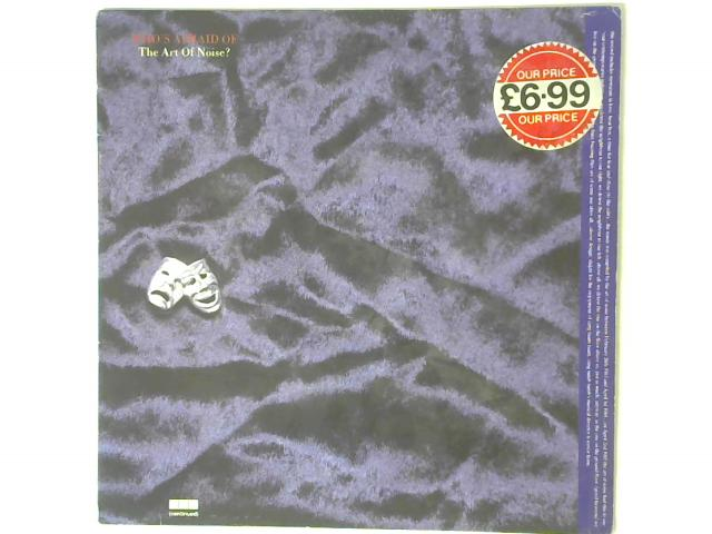(Who's Afraid Of?) The Art Of Noise! LP By The Art Of Noise