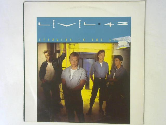 Standing In The Light LP By Level 42