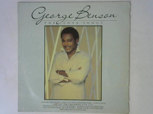The Love Songs LP By George Benson