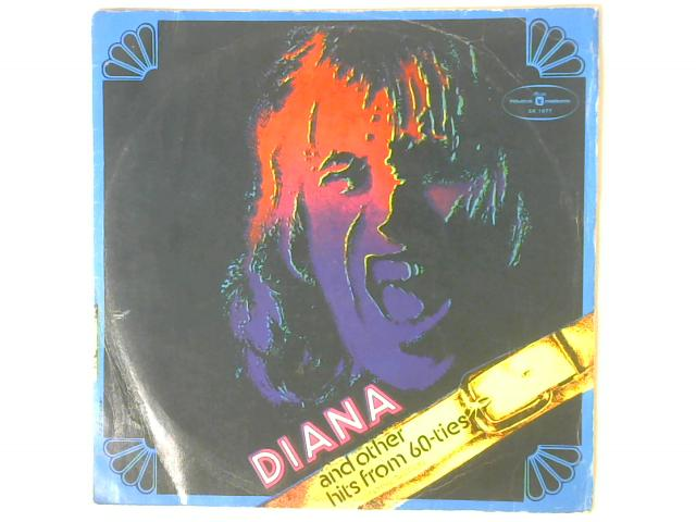 Diana And Other Hits From 60-ties LP By Flying Saucers