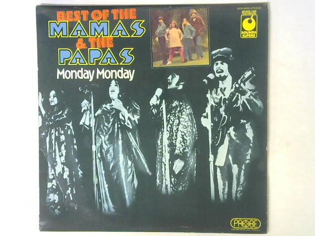 Best Of The Mamas & The Papas - Monday Monday LP By The Mamas & The Papas