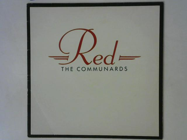 Red LP By The Communards