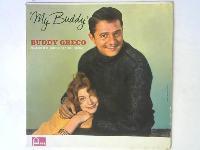 My Buddy LP By Buddy Greco