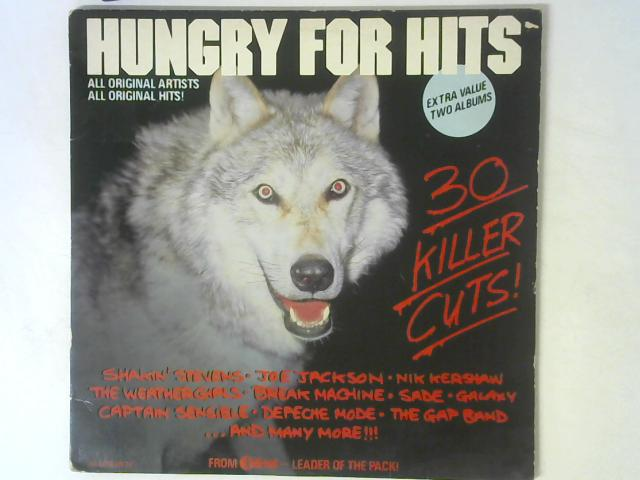 Hungry For Hits 2x LP By Various