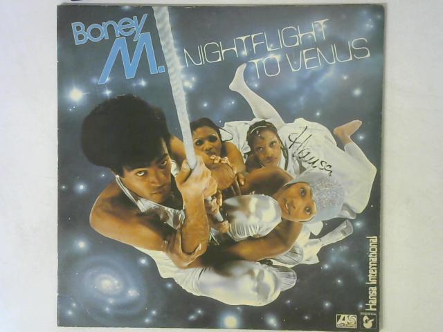 Nightflight To Venus LP By Boney M.