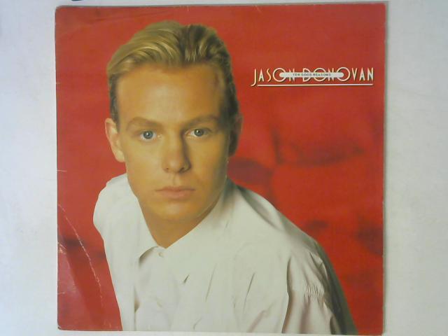 Ten Good Reasons LP By Jason Donovan