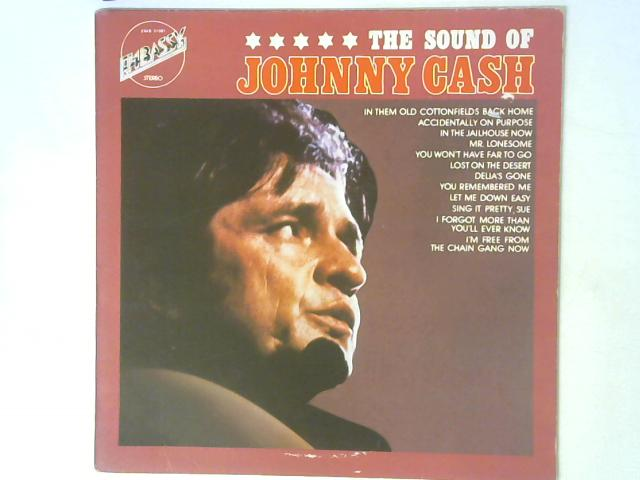 The Sound Of Johnny Cash LP By Johnny Cash