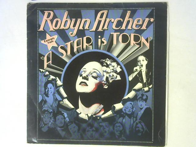 """Excerpts From """"A Star Is Torn"""" 12in Single By Robyn Archer"""