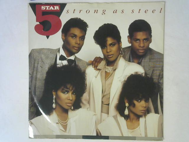 Strong As Steel 12in Single By Five Star
