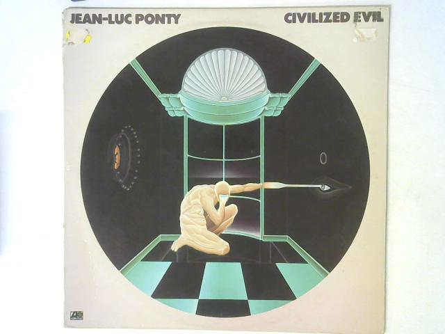 Civilized Evil LP By Jean-Luc Ponty