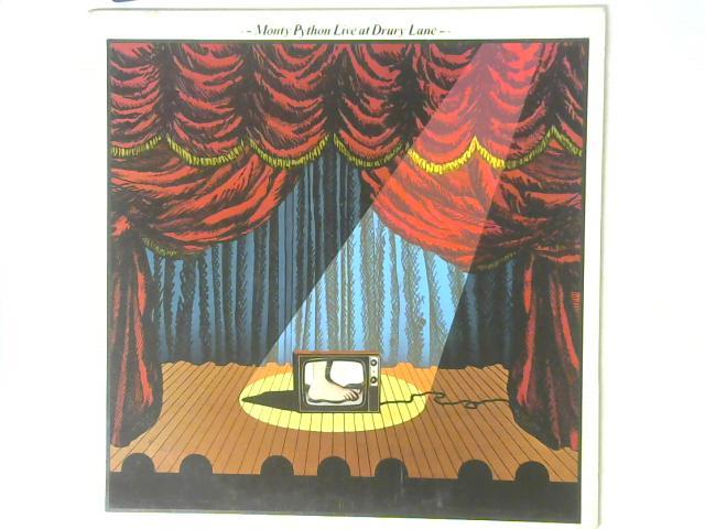 Monty Python Live At Drury Lane LP By Monty Python