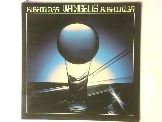 Albedo 0.39 LP By Vangelis