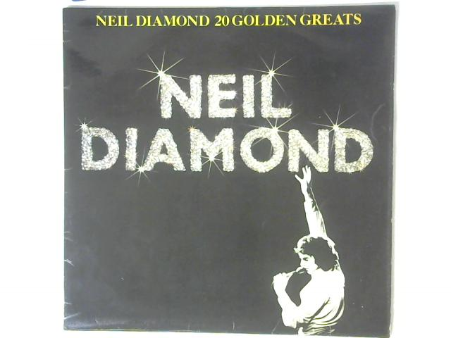 20 Golden Greats LP By Neil Diamond