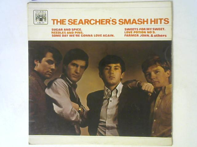 The Searchers' Smash Hits LP By The Searchers