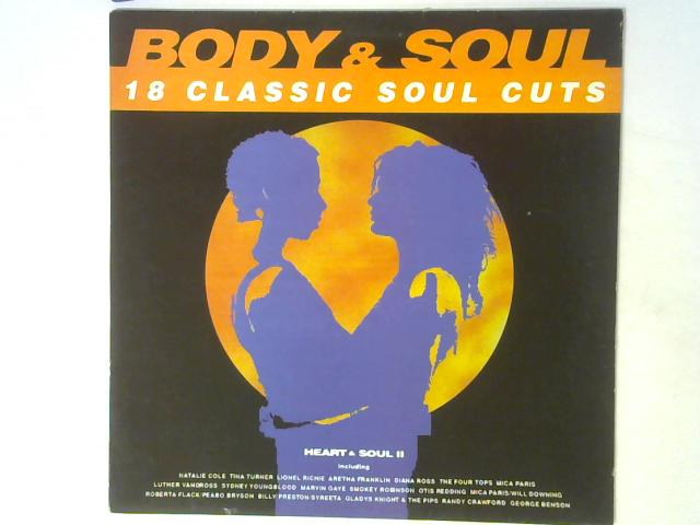 Body & Soul LP By Various