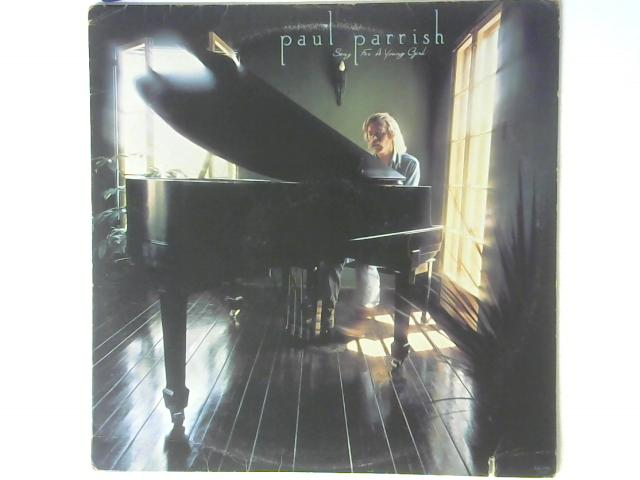 Song For A Young Girl LP By Paul Parrish