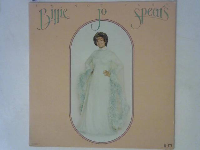 I'm Not Easy LP By Billie Jo Spears
