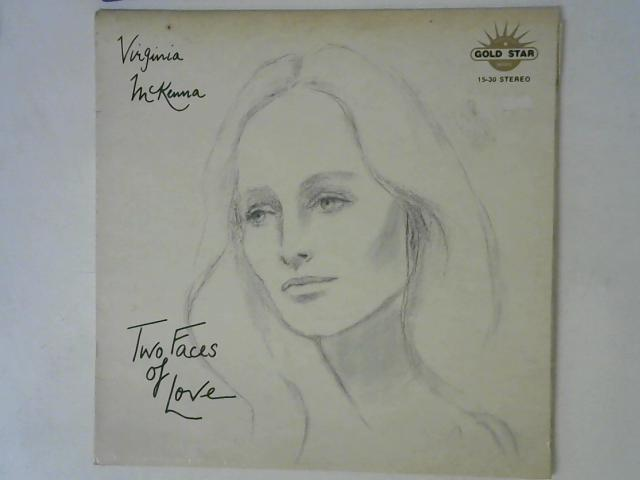Two Faces Of Love LP By Virginia McKenna