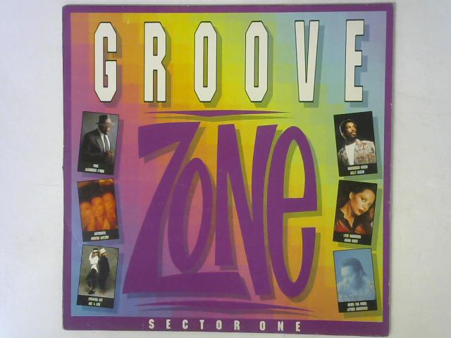 Groove Zone Sector Three LP By Various
