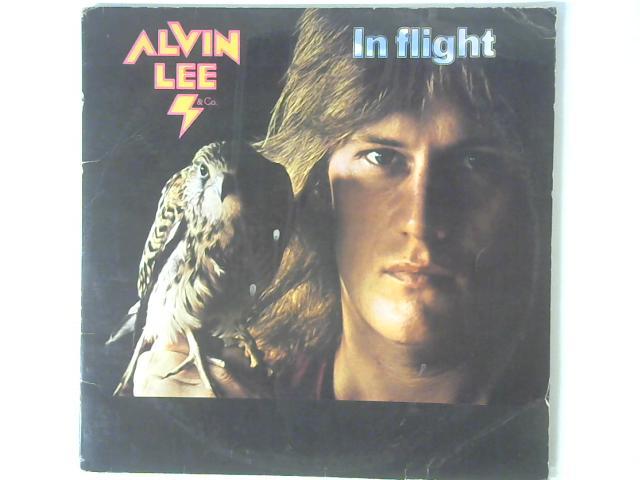 In Flight 2x LP By Alvin Lee & Co.