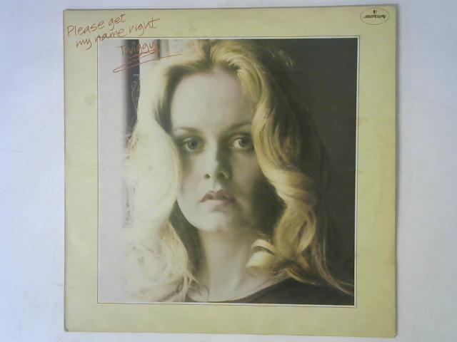 Please Get My Name Right LP By Twiggy (2)