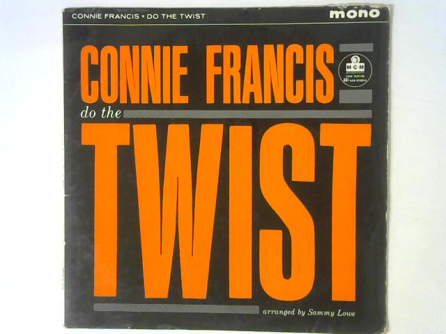 Do The Twist LP MONO By Connie Francis