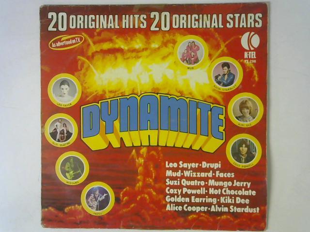 Dynamite LP By Various