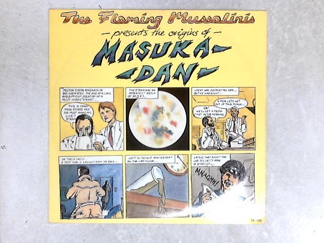 Masuka Dan 12in By The Flaming Mussolinis
