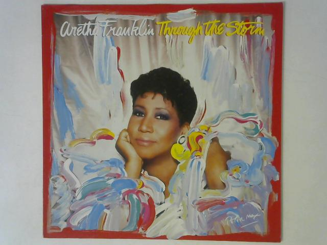 Through The Storm LP By Aretha Franklin