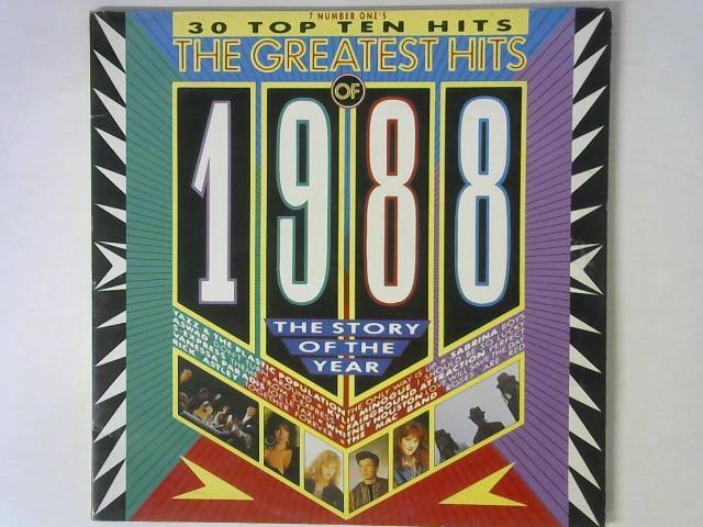The Greatest Hits Of 1988 2x LP By Various