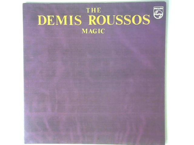 The Demis Roussos Magic LP By Demis Roussos