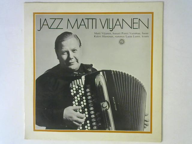 Jazz Matti Viljanen LP By Matti Viljanen