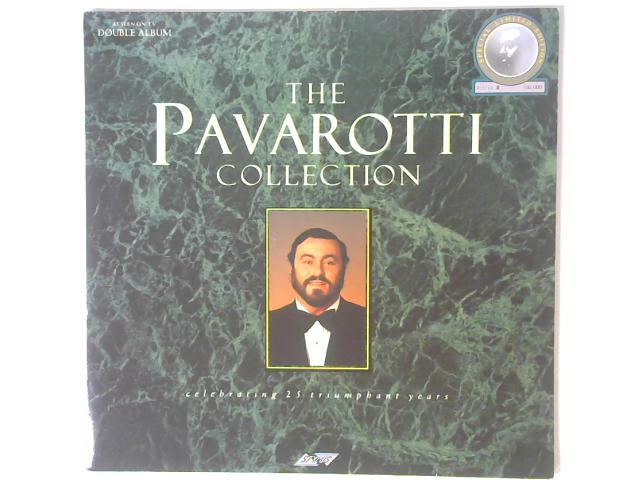 The Pavarotti Collection 2x LP By Luciano Pavarotti