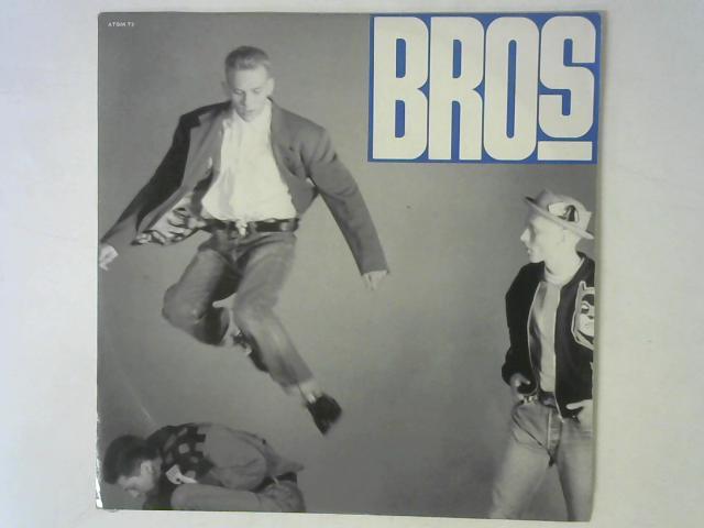Drop The Boy 12in Single By Bros