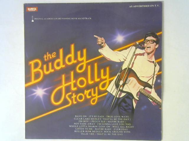 The Buddy Holly Story - Original Academy Award Winning Movie Soundtrack LP By Gary Busey