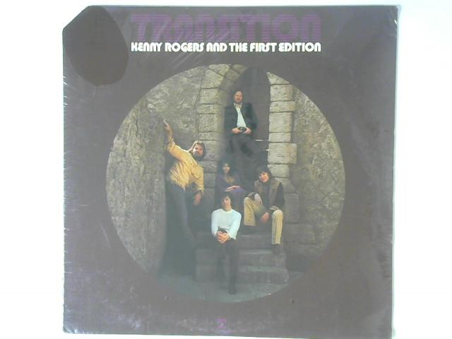 Transition LP By Kenny Rogers & The First Edition
