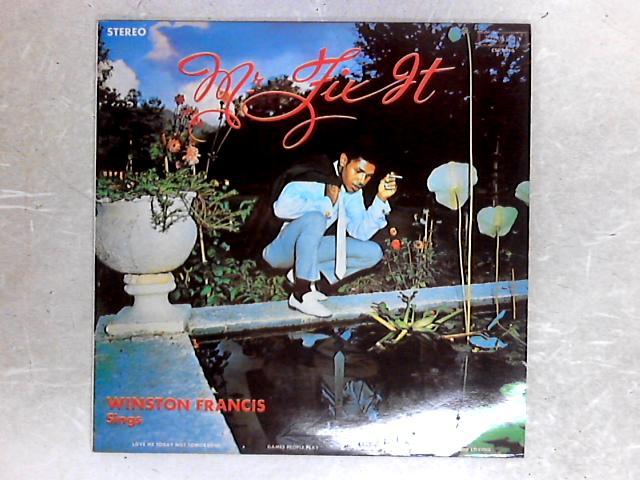 Mr. Fix It LP By Winston Francis