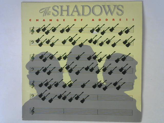 Change Of Address LP By The Shadows