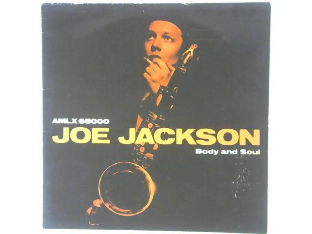 Body And Soul LP By Joe Jackson