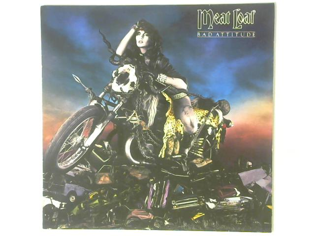 Bad Attitude LP By Meat Loaf