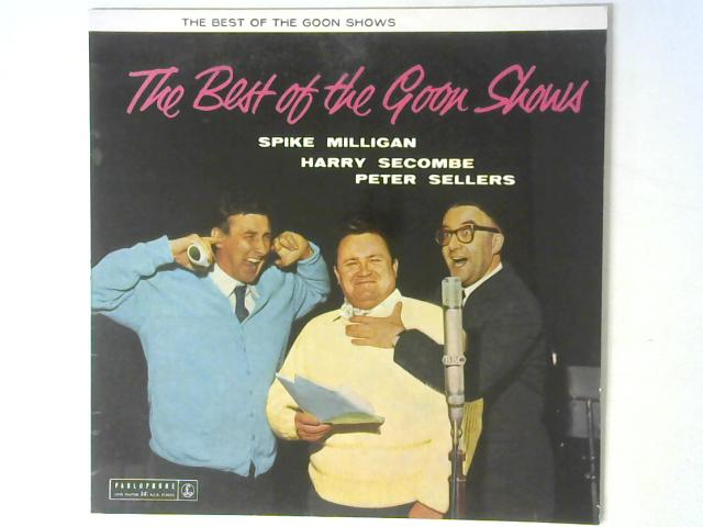 The Best Of The Goon Shows LP By The Goons