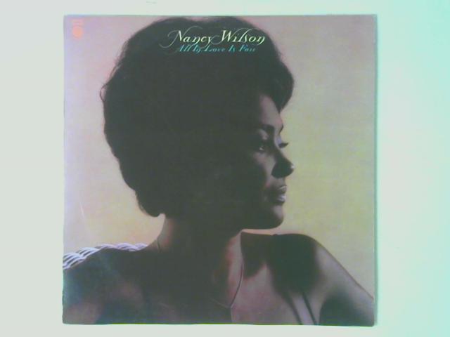 All In Love Is Fair LP By Nancy Wilson
