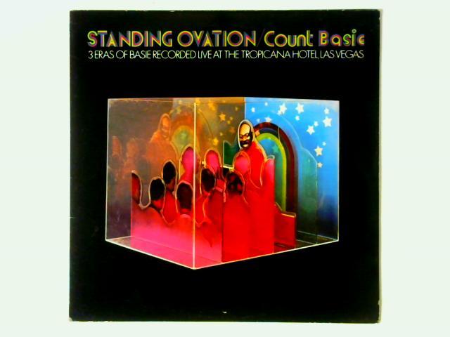 Standing Ovation (3 Eras Of Basie) LP By Count Basie