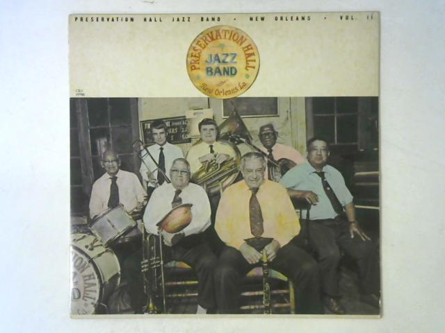 New Orleans. Vol. II LP By Preservation Hall Jazz Band