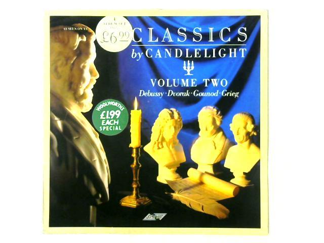 Classics By Candlelight - Volume One LP COMP By Johann Sebastian Bach